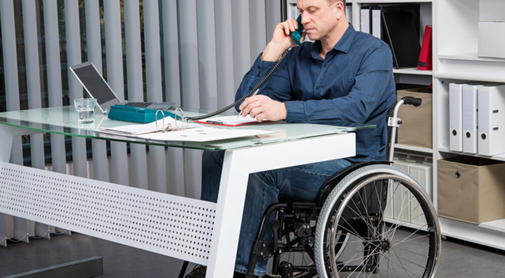 Projekt dla osób niepełnosprawnych poszukujących pracy (rehabilitacja kompleksowa)