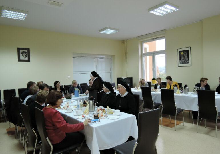 Spotkanie z przedstawicielami jednostek pomocy społecznej z terenu powiatu rzeszowskiego