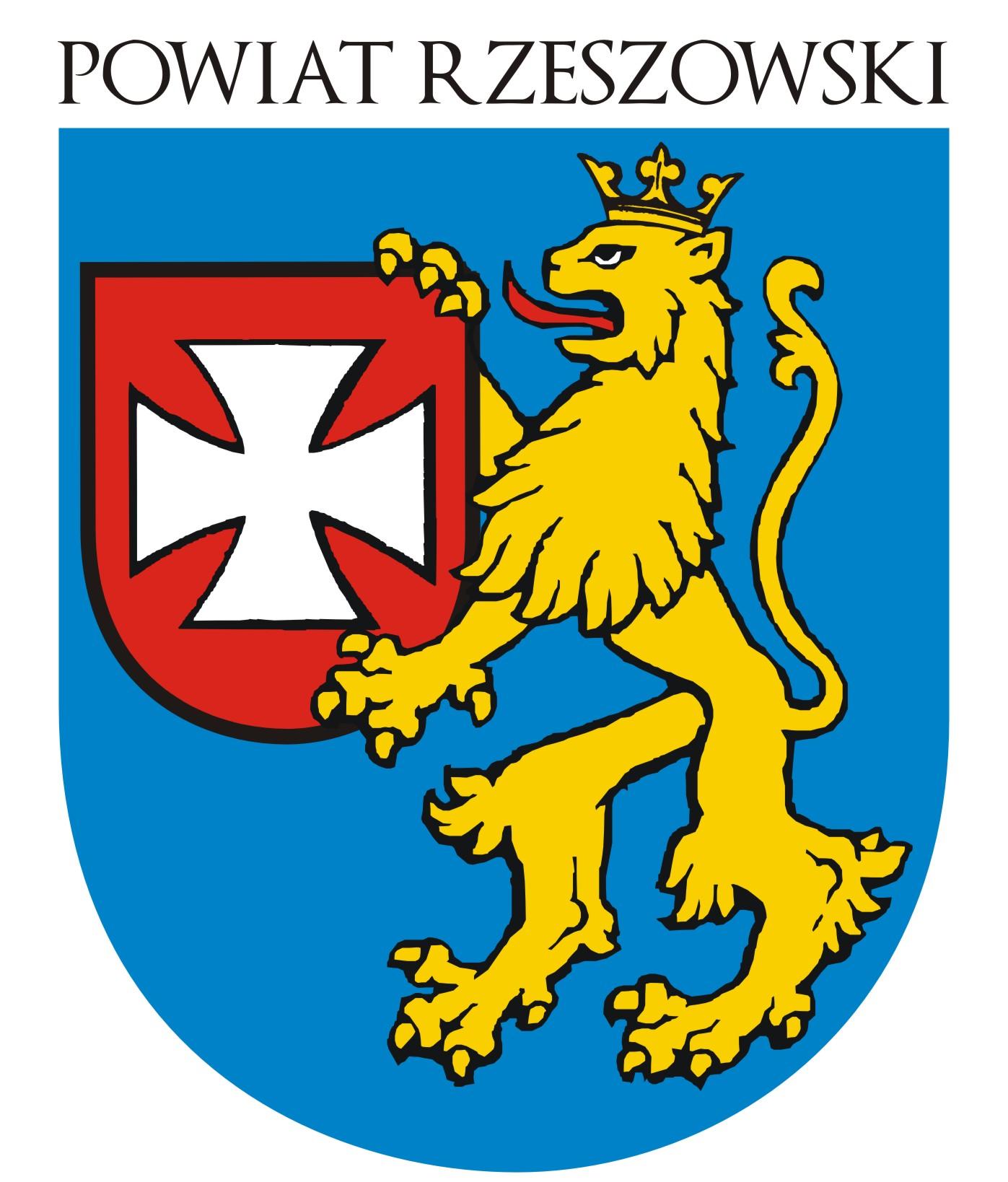 Logo Powiatu Rzeszowskiego